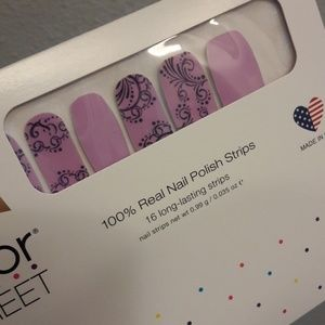 4/$48 color street nails two strong exclusive